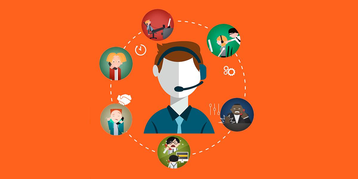 Help Desk – Perfil de clientes