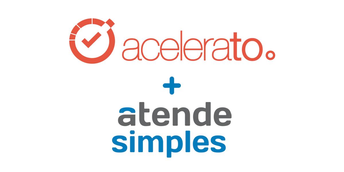 Acelerato + Atende simples