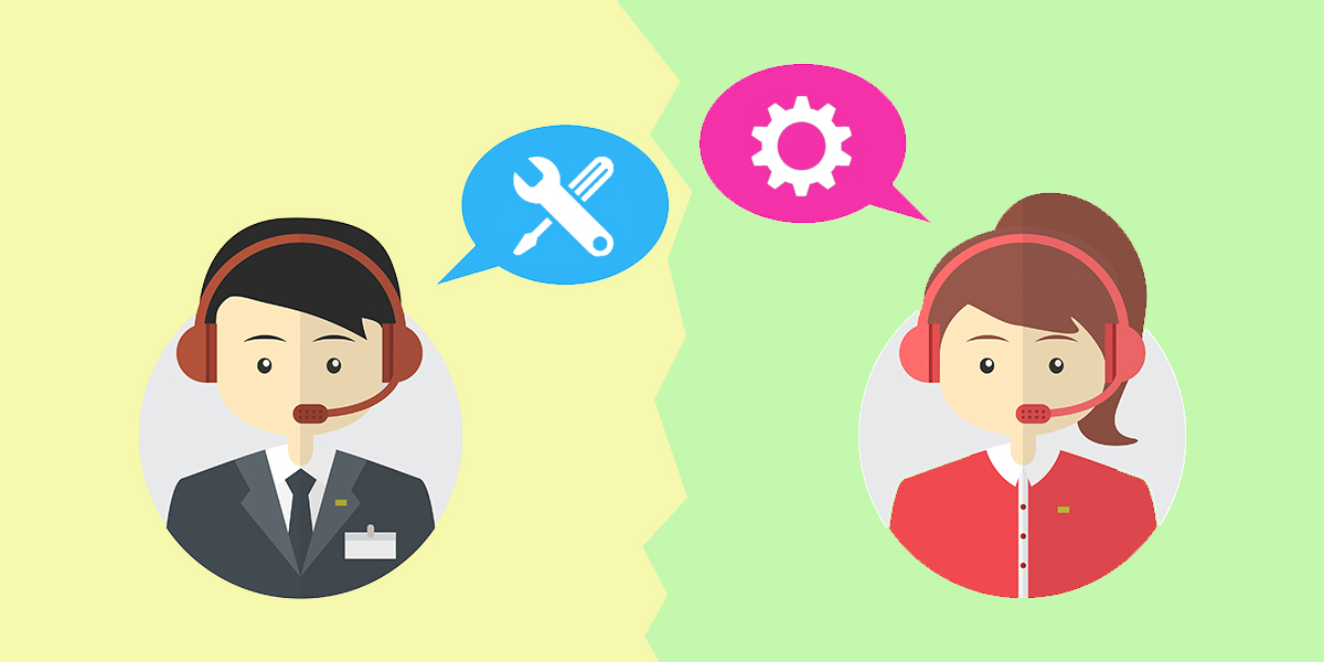 Diferença entre Help Desk e Call Center