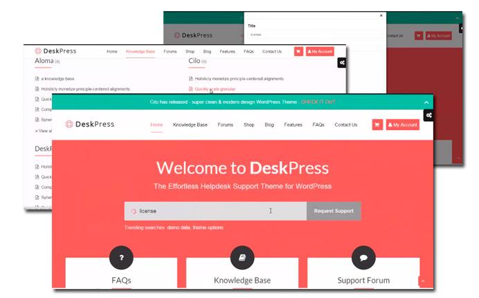 Deskpress