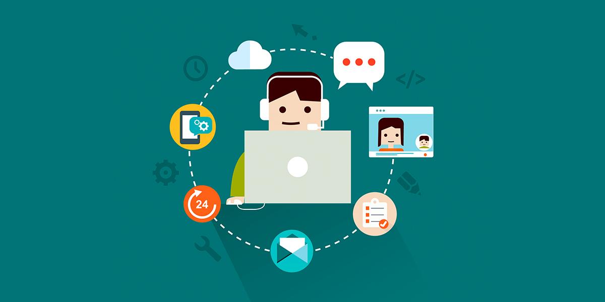 Como recepcionar um cliente: SAC personalizado.