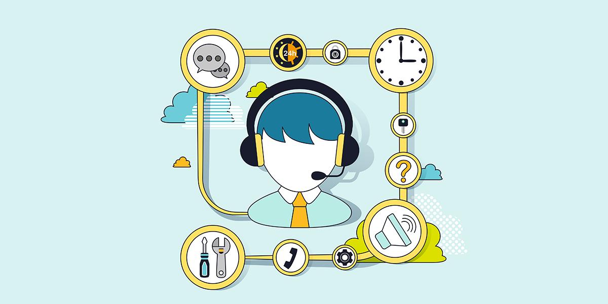 Fatores relevantes na Produtividade da equipe de Atendimento