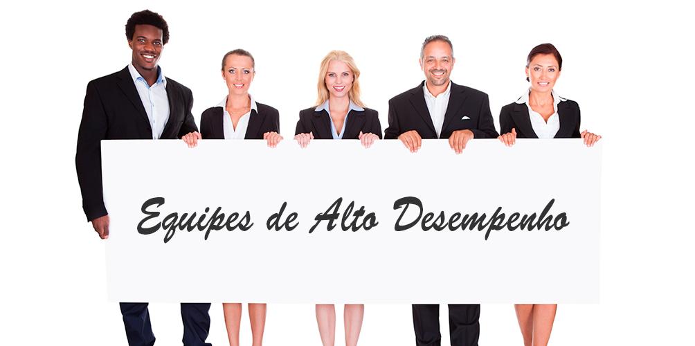Desenvolvimento de Equipes de Alto Desempenho