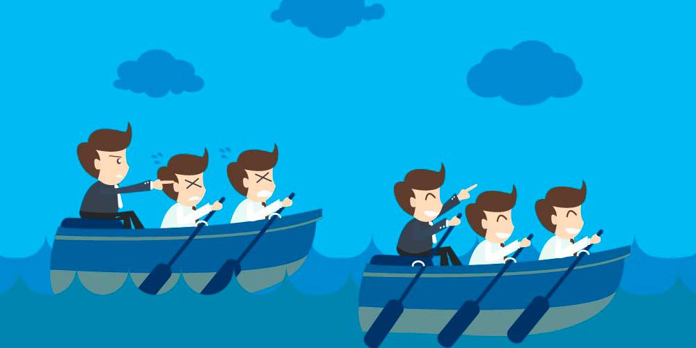 Chefe ou líder? O que é mais importante para a sua empresa?