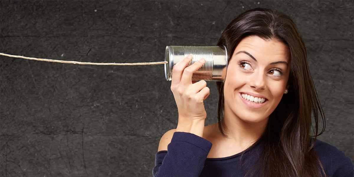 Melhorando a comunicação com cliente