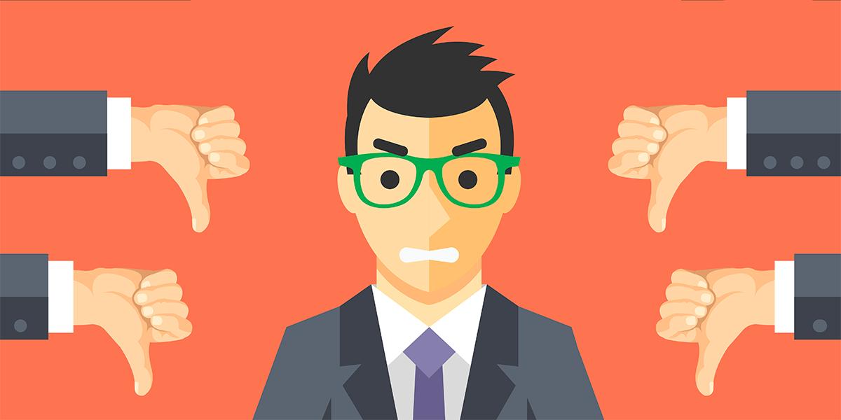 Como lidar com clientes irritados?