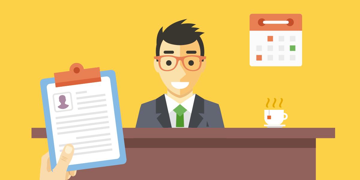 Dicas de como conduzir uma Entrevista de Emprego