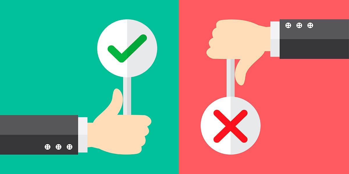 Como administrar feedbacks negativos?
