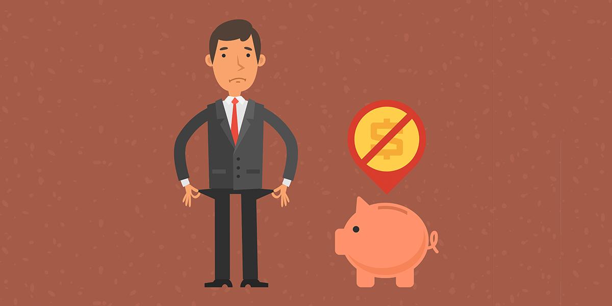 Inadimplência de clientes: formas para reverter a situação