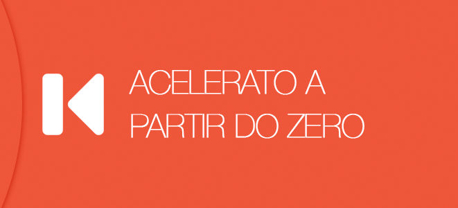 Acelerato a partir do Zero | Tutorial