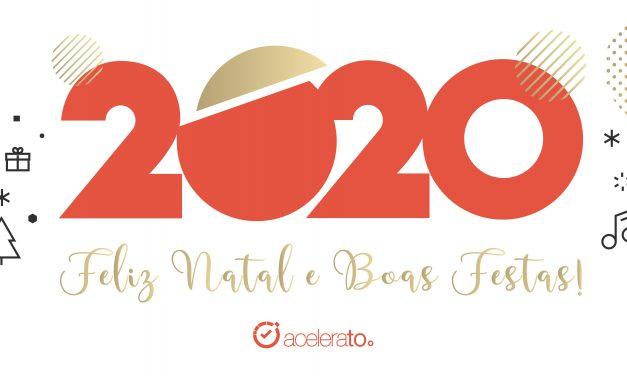 Boas festas! | Feliz 2020!
