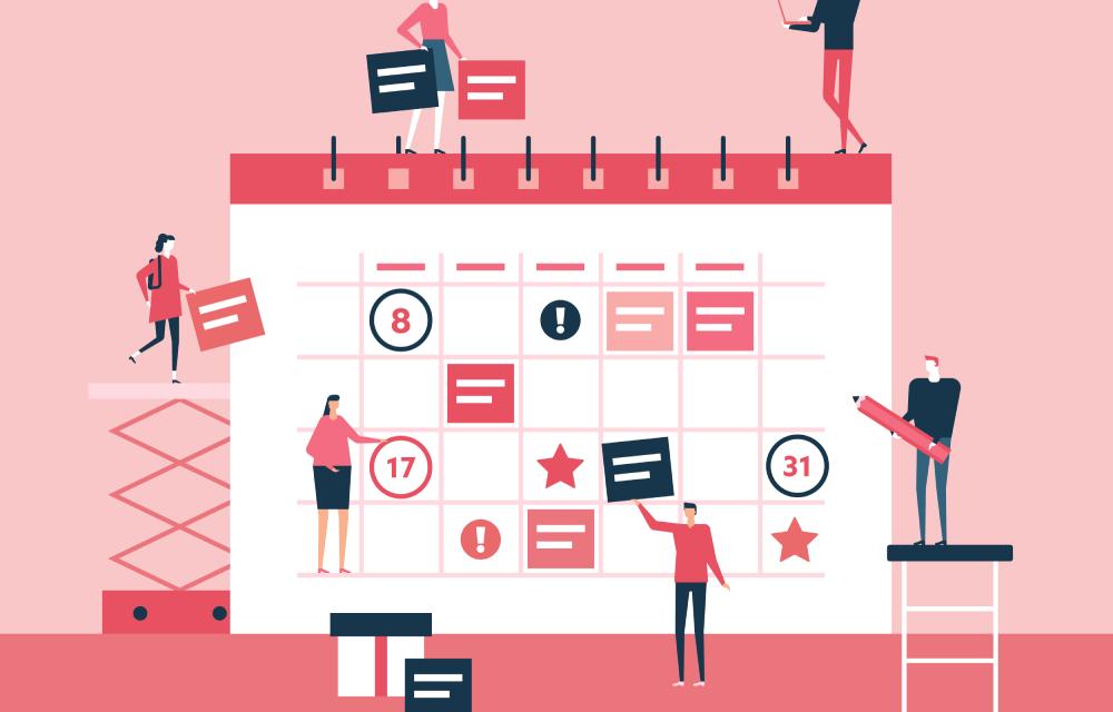 5 Principais erros da gestão de projetos