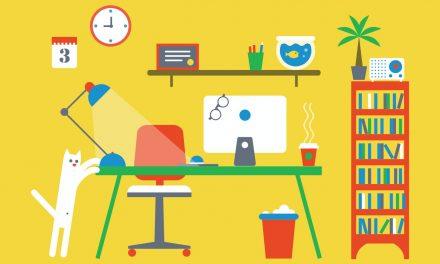 5 maneiras de manter sua produtividade trabalhando em casa